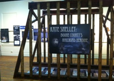 Kate Shelley Display